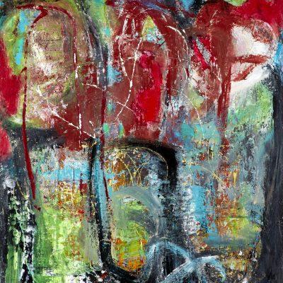 Reverse Paris Painting - david.stephen.johnson